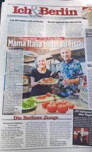 BZ about True Italian Pasta Week 2019