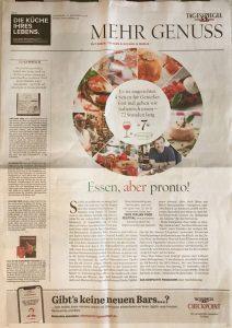 Tagesspiegel 72 hrs True Italian Food Festival Berlin 2019