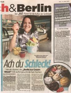 BZ about Berlin Ice Cream Week 2021